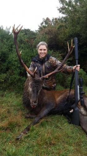 New Zealand Red Stag#huntnewzealand