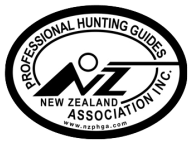 red stag hunting in new zealand NZPHGA LOGO