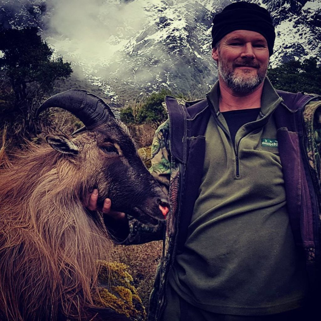 tahr hunting new zealand thar hunts nz