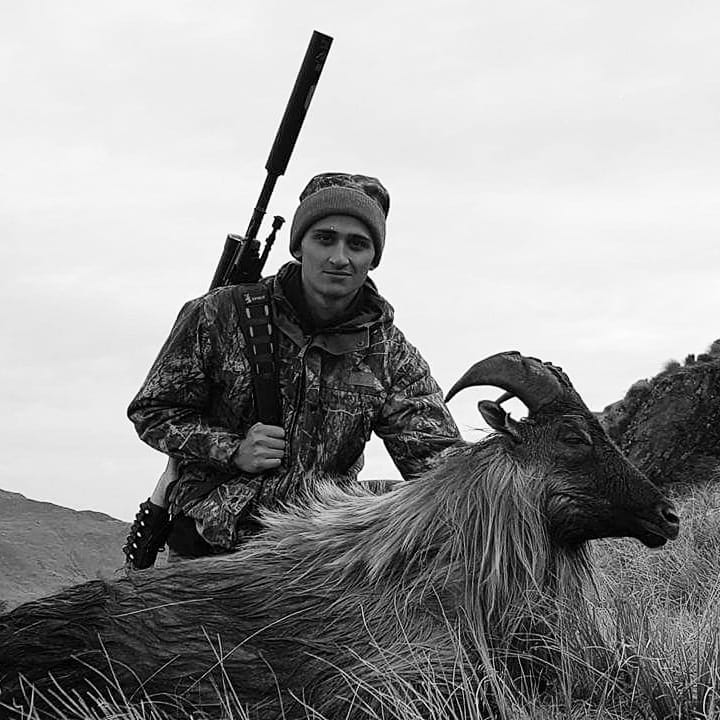 new zealand himalayan tahr hunting nz thar