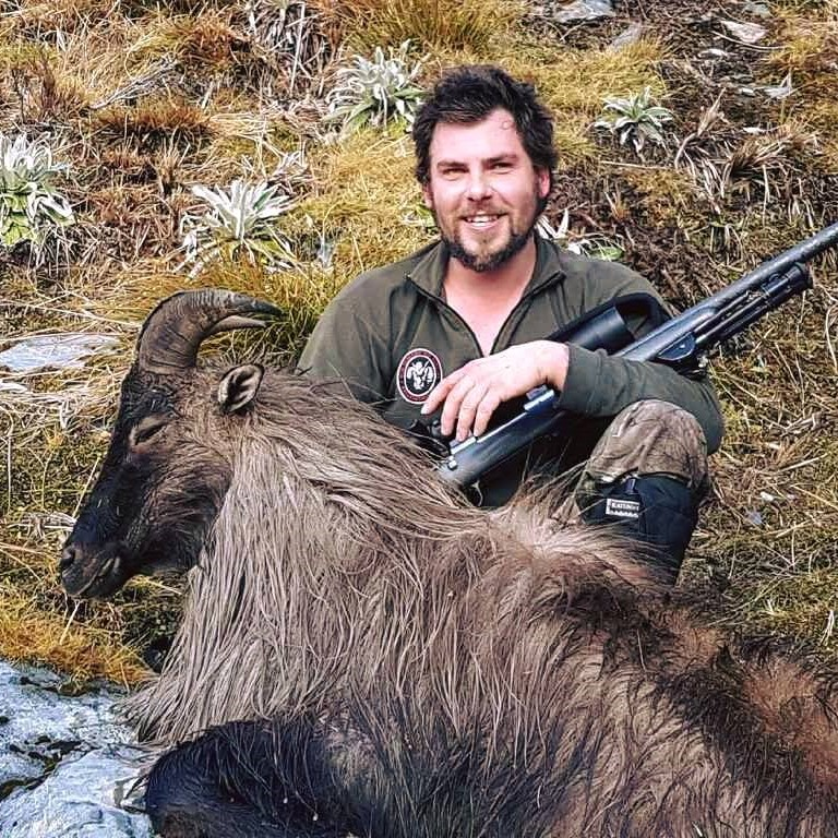 free range tahr hunts in new zealand nz