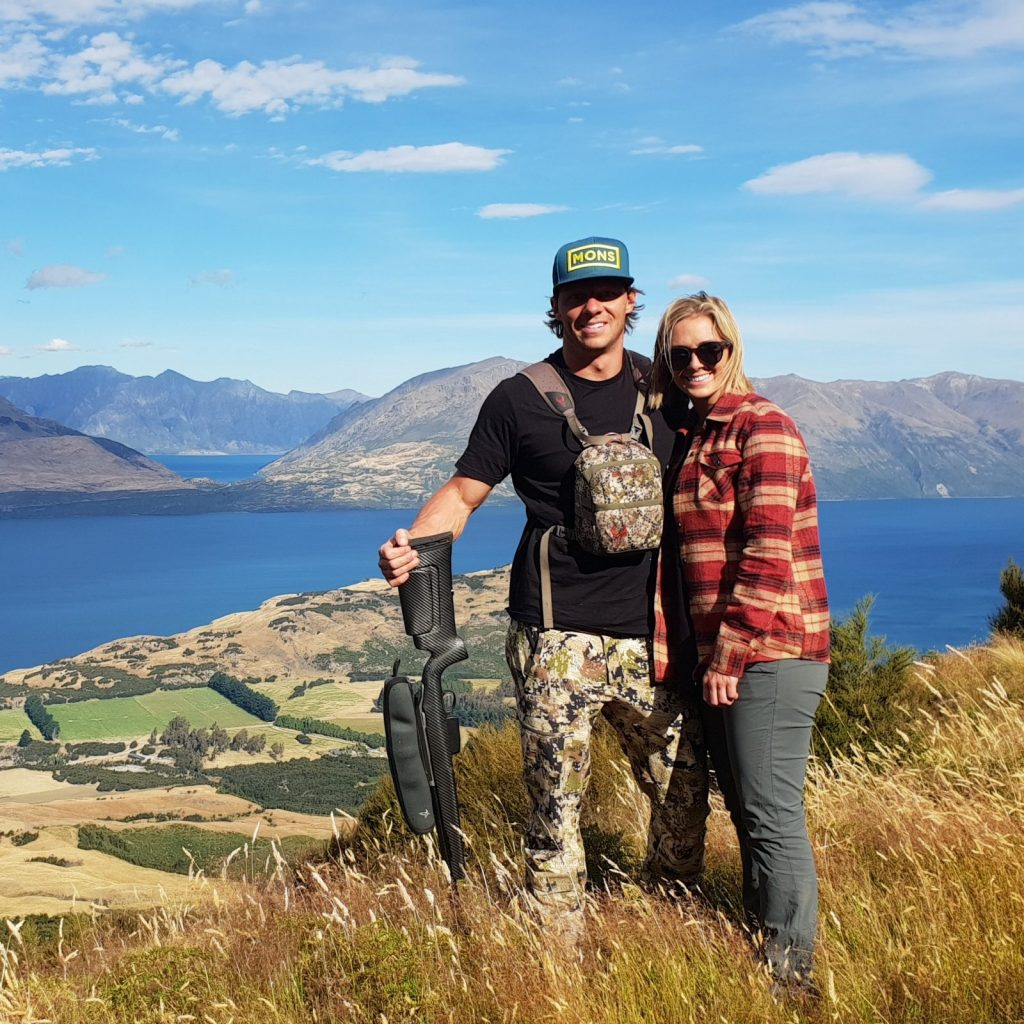 hunting new zealand south island wanaka