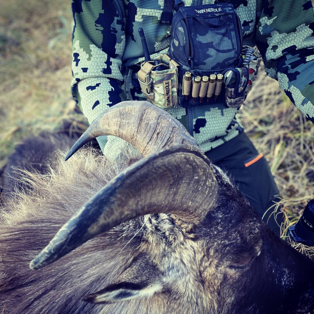otago south island tahr hunting guides outfitters