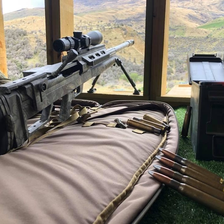 new zealand target shooting range rifle range