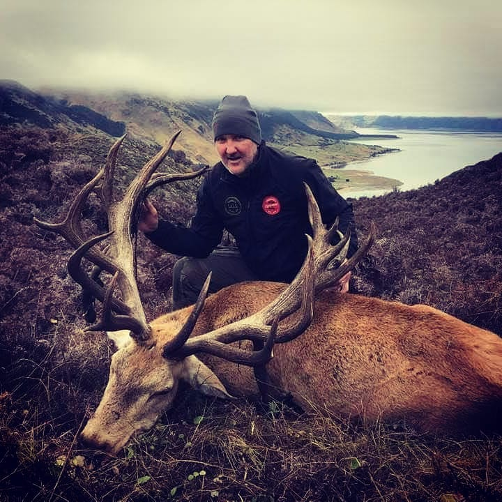 queenstown south island red stag hunting guides