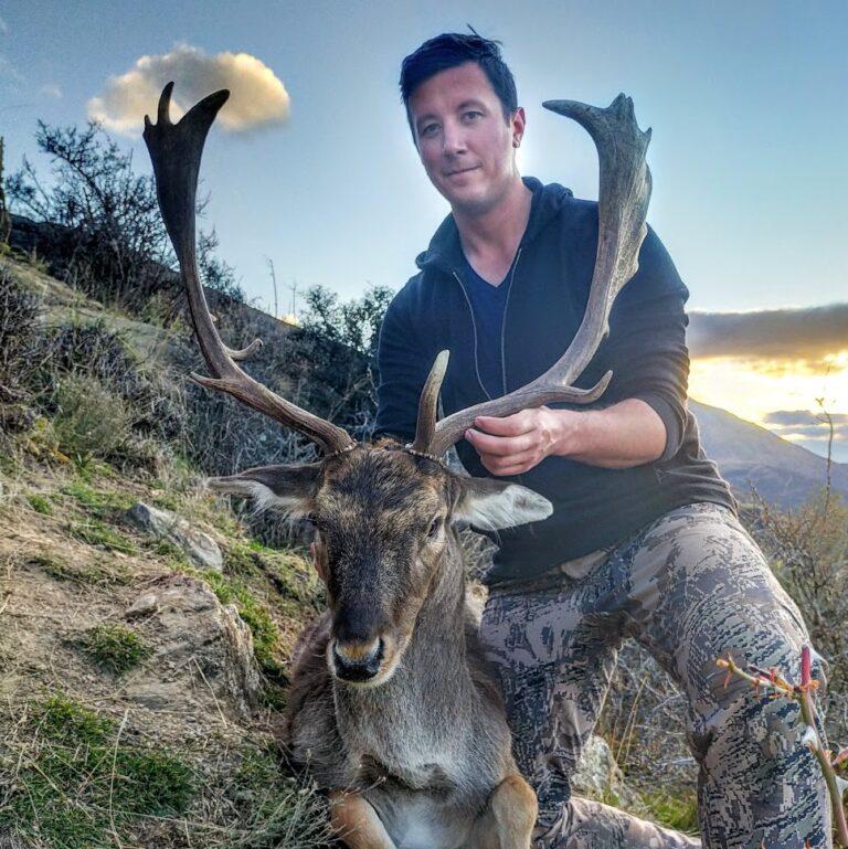 fallow deer hunting in central otago Queenstown